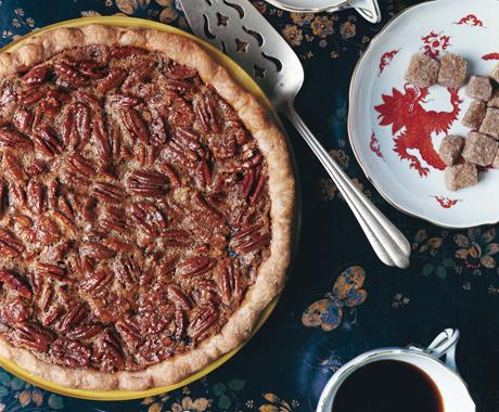 The Impatient Gardener -- Pecan Pie -- Thanksgiving