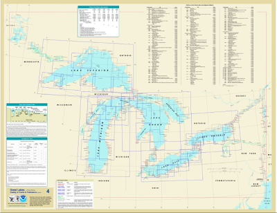 How to download free nautical charts -- The Impatient Gardener