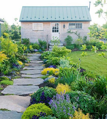 Discovering Garden Styles Part 3 Cottage Gardens The