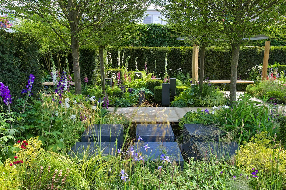 Feature friday chelsea flower show 2014 the impatient for Chelsea 2017 show gardens