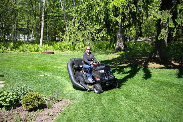 Troy-Bilt Horse XP lawn tractor