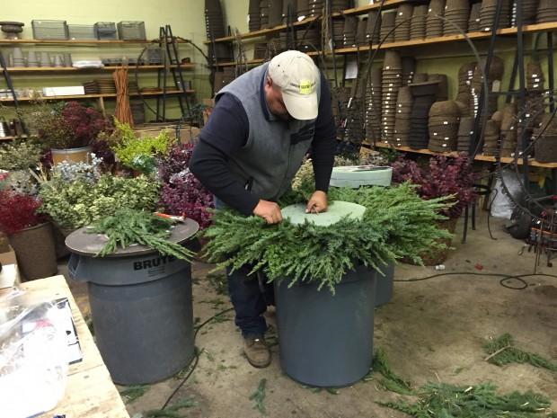http://www.deborahsilver.com/blog/constructing-the-winter-pots/