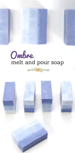 http://gardentherapy.ca/ombre-melt-and-pour-soap