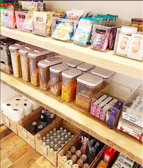 neat method pantry