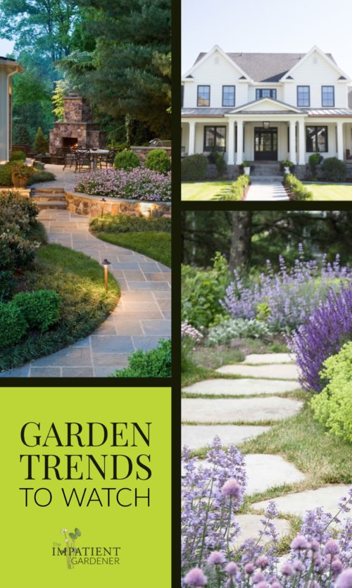 Garden trends to watch