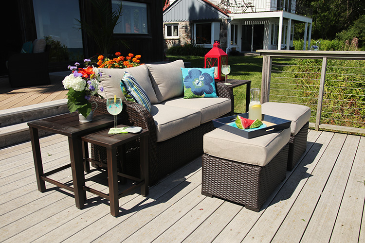 Norborough outdoor furniture set