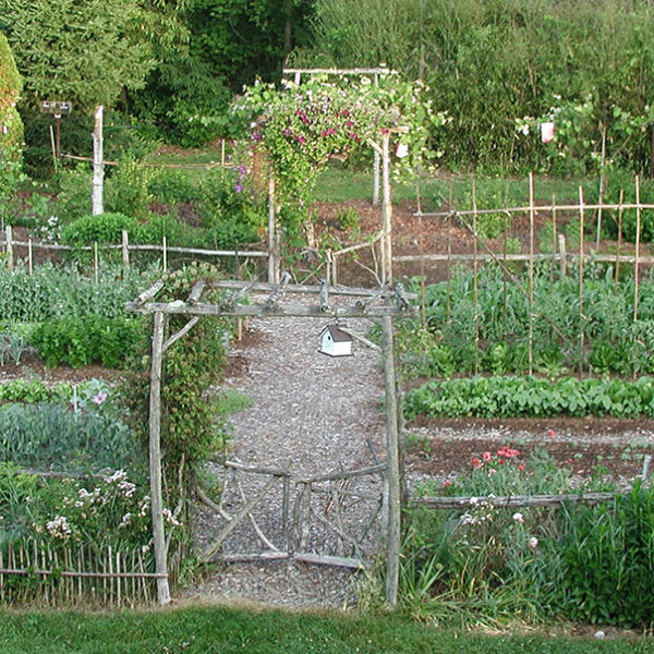 lee reich vegetable garden