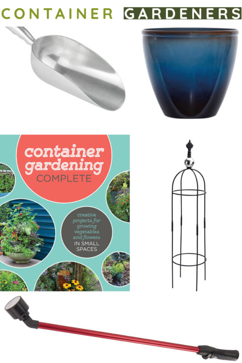 Gifts for container gardeners