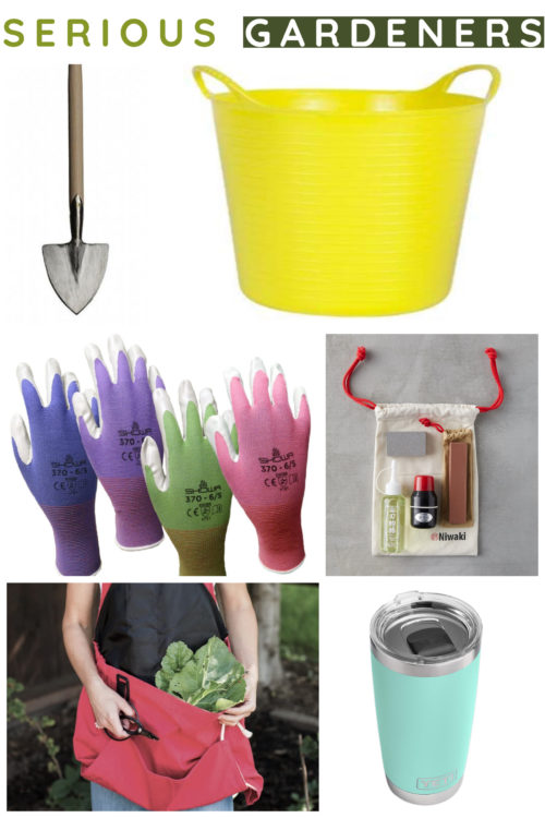 Gifts for serious gardeners