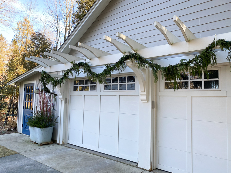 holiday garage